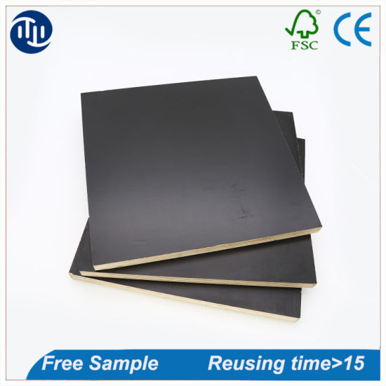 Good Price Concrete Formwork Film Faced Plywood for Construction Use