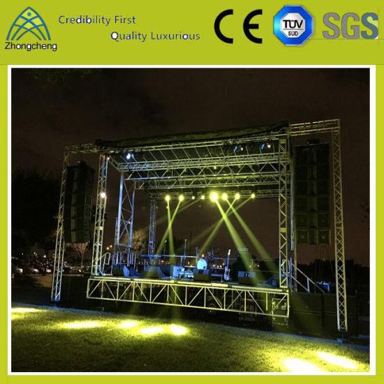 Roof Truss Manufacturer Aluminum Stage Lighting Truss System Advertising Truss