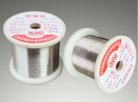 Copper Nickel Alloy Wire (DIA. 0.06mm) pictures & photos