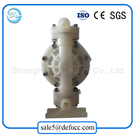 Different Size Plastic Material Air Diaphragm Pump for Chemical Industrial pictures & photos