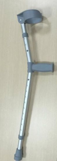 Grey Color Elbow Walking Crutch pictures & photos