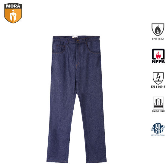 Safety Outdoor Wholesale Flame Resistant Jeans pictures & photos