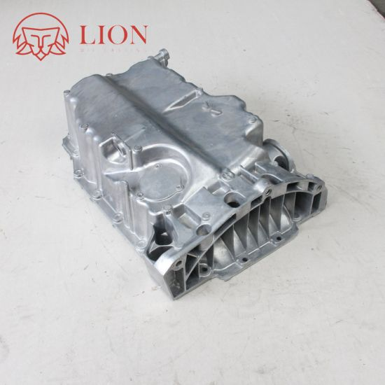 OEM Aluminum Die Casting Part for Oil Pump Rear Cover