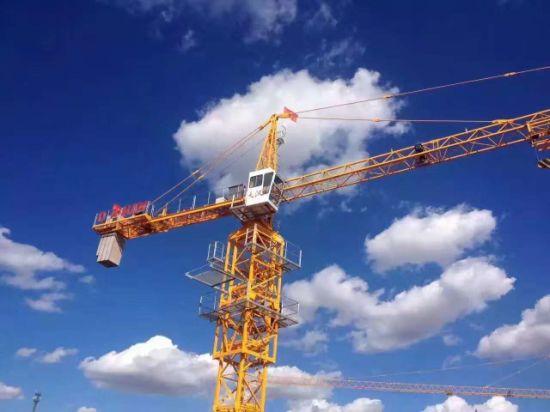 Dahan Qtz63-5610 6t High Quality Top Kit Tower Crane