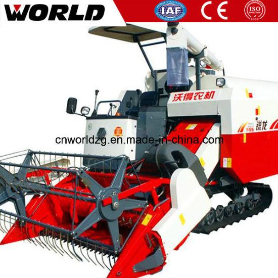 4lz-4 0e Farm Machine Kubota Rice Combine Harvester