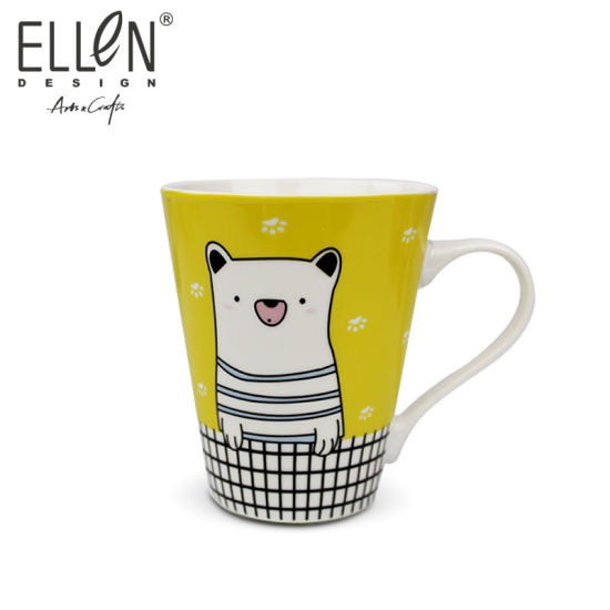 Promotional Gift Lovely Bear Ceramic Coffee Mug