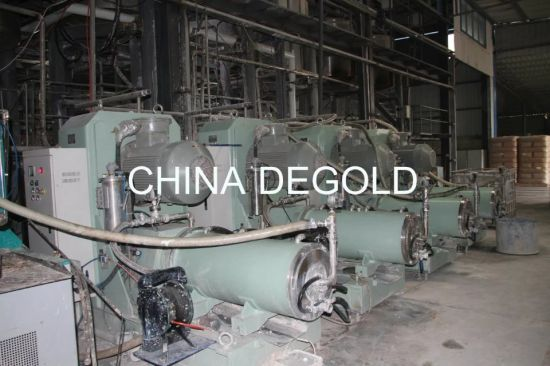 Degold 100 Liters Horizontal Bead Mill pictures & photos
