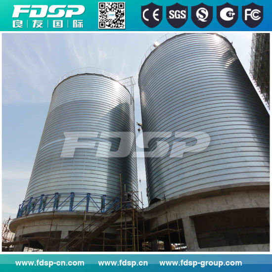 Storage Silo Tanks for Livestock Feed/Grain Silo Price pictures & photos