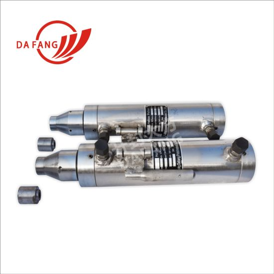 China Post Tension Hydraulic Jack Power Pack Hydraulic Jack