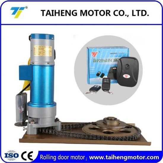 DC Rolling Shutter Door Motor