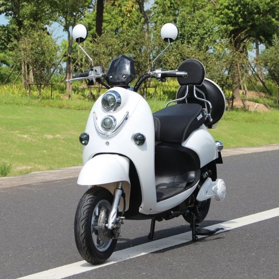 Factory Price Electric Scooter with Cargo Box
