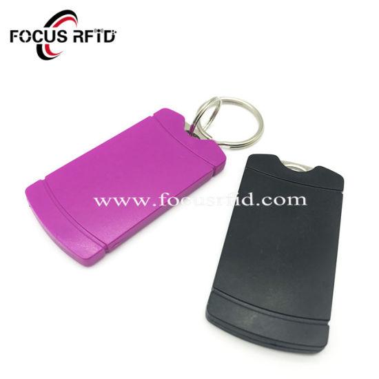 125kHz Lf Tk4100/Em4100 RFID ABS Keyfob for Access Control