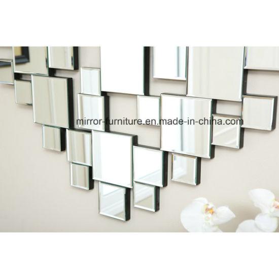China Love Heart Spell Wall Mirror China Wall Mirror Spell Mirror