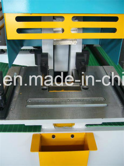 Shanghai Jinsanli Diw Series Punches Press Machine Hydraulic Punching Machine pictures & photos