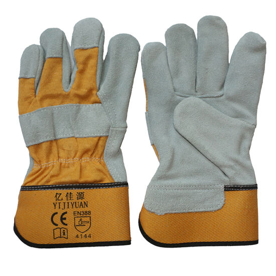 Heavy Duty Anti-Sratch Working Gloves with Ce En388 4144 pictures & photos