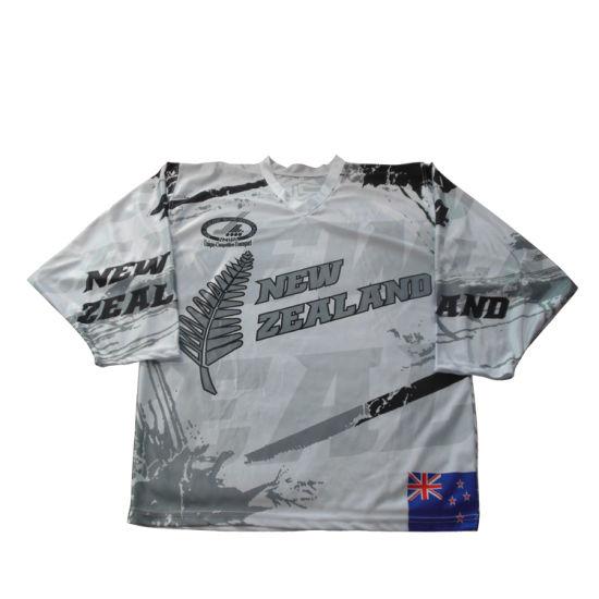 Custom Plastic Red and Black Custom Practice Reversible Hockey Jerseys Hockey Shirt Accept Your Own Design