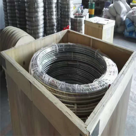 """Alloy 316L 1/4""""*0.049"""" Stainless Steel Coil Tubes with Competitive Price"""