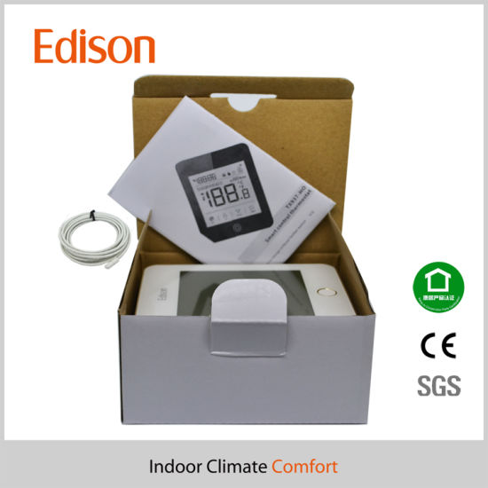 2017 Best Wireless Heating Room Thermostat WiFi Remote (TX-937H-W) pictures & photos