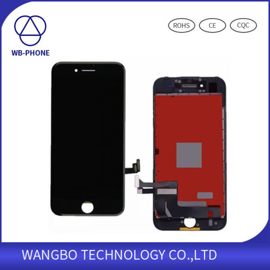 Cheap Wholesale LCD Screen Digitizer for iPhone 7 pictures & photos
