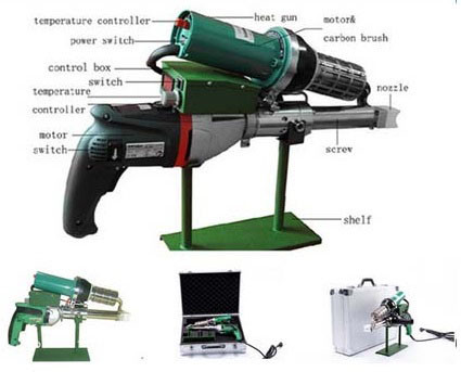 High Frequency PC Welding Cutting Torch Machine pictures & photos