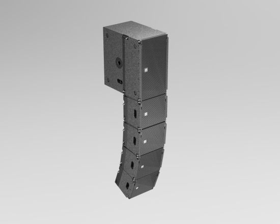 Professional Mini Caompact Full Range Single 10 Line Array