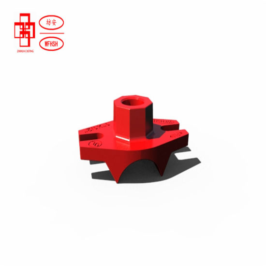 Ductile Iron Grooved Pipe Fittings and Grooved Pipe Couplings U-Bolt Mechanical Tee