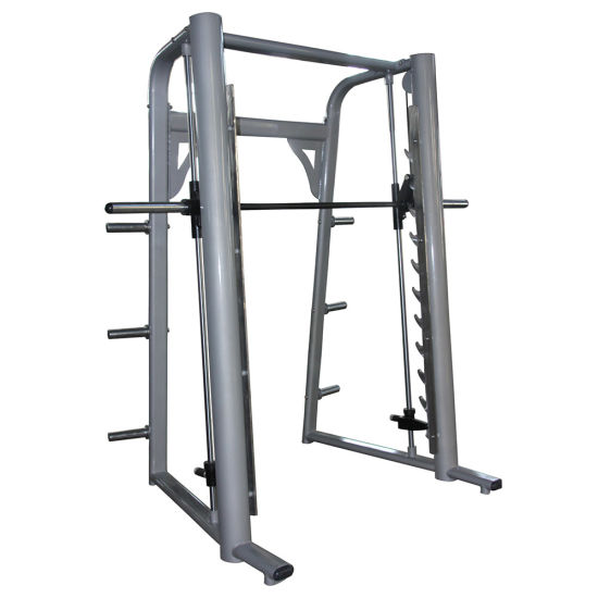 Hammer Strength Exercise Smith Machine Fitness Home Gym Equipment (FM-1009)