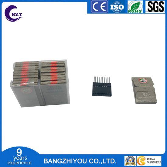 Grey Organ Machine Needles dB*1 Plastic Box Packing