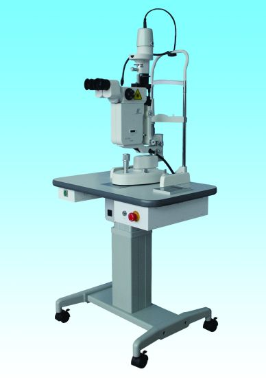Mc-Ls100A Ophthalmic Equipment China ND YAG Laser Machine Ce pictures & photos