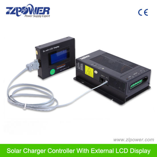 High Quality 40A MPPT Solar Controller pictures & photos