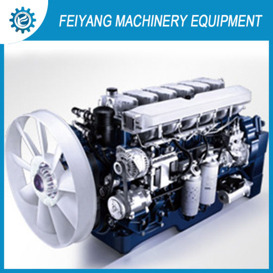 Gasoline Engine for Heavy Truck Machine pictures & photos