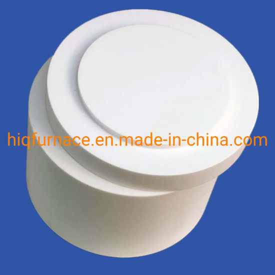 High Temperature Ceramic Alumina Crucible Manufactures, High Purity Wholesale Price Laboratory Alumina Ceramic Crucible
