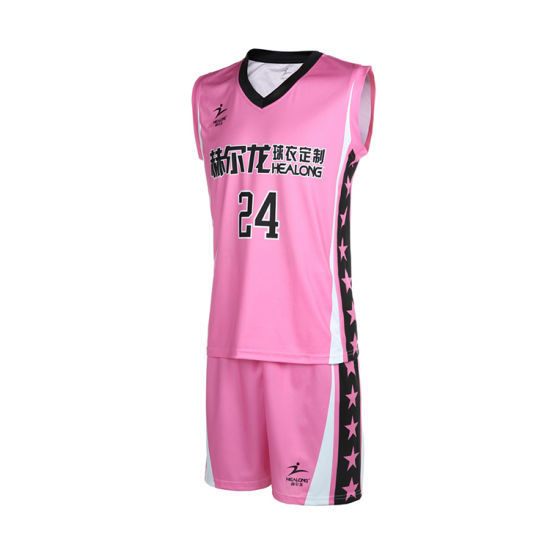 317e95016 China Manufacture Wholesale Basketball Wear Sublimated Custom Cheap Basketball  Uniforms pictures   photos