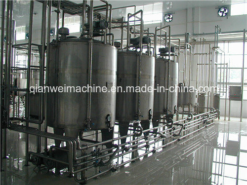 Beverages Production Processing Line Plant pictures & photos