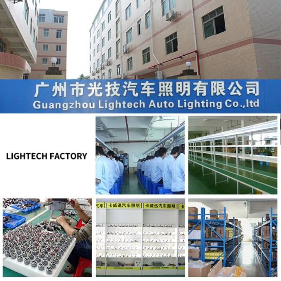 LED DRL or LED Tail Lamp Belong to Our Factory with HID Xenon Kit 45W and 8000lm LED Work Light pictures & photos