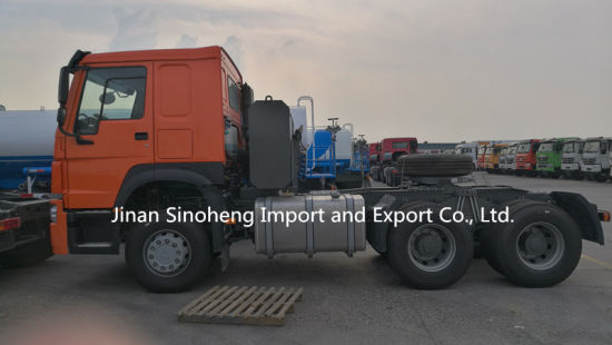 Sinotruk HOWO 6X4 Tractor Head Truck for Towing Trailers pictures & photos