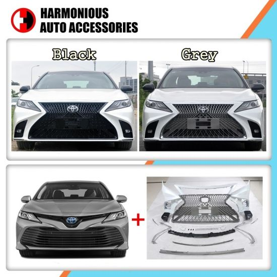 Toyota Fortuner 2020 Lexus Body Kit: China Body Kits Lexus Style Facelift For Toyota All New