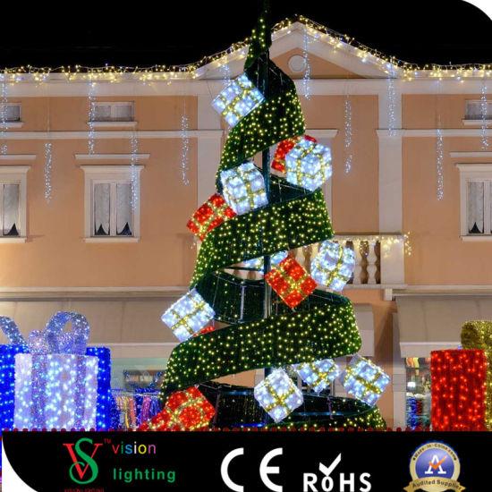 Christmas LED Lighting Gift Tree for Decoration