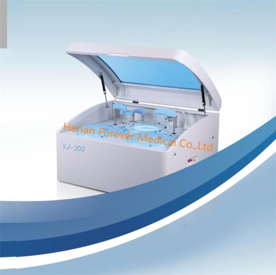 Full-Automatic Medical Product Micro-Plate Reader Yj-E530 pictures & photos