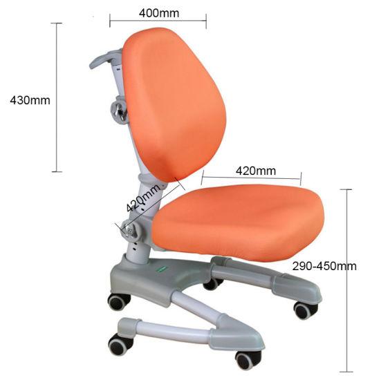 Cozy Ladies Office Chair Factory Kids' Furniture Metal Chair