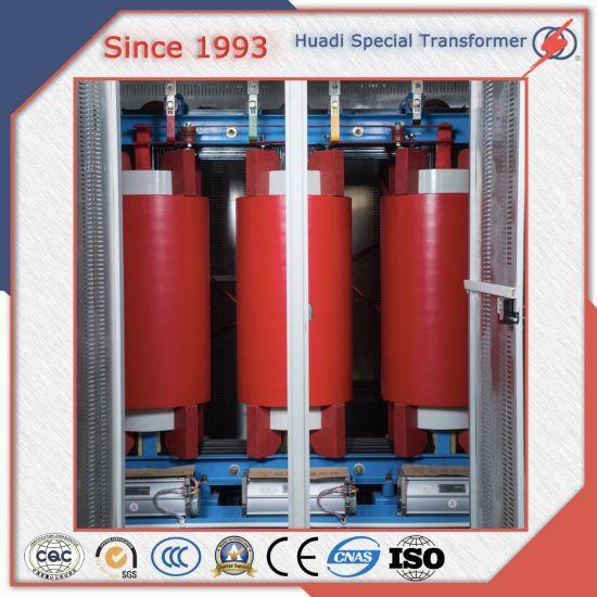 Power Distribution Toroidal Transformer for Electronic