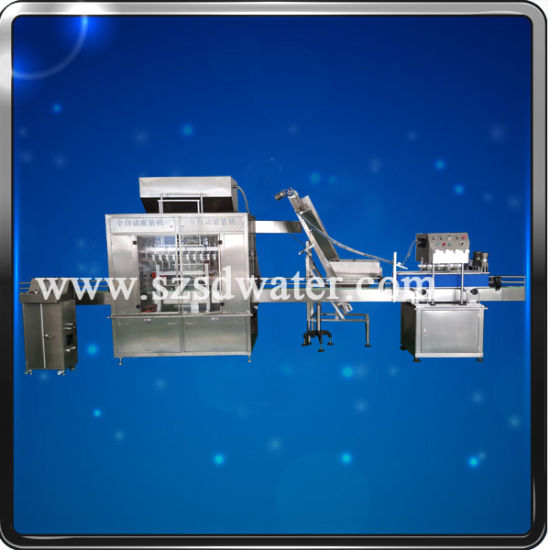 Small Volume Oil Bottle Filling Packing Machine Price pictures & photos
