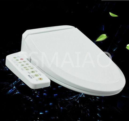 Sanitary Ware Automatic Smart Electronic Bidet Toilet Seat (V510)