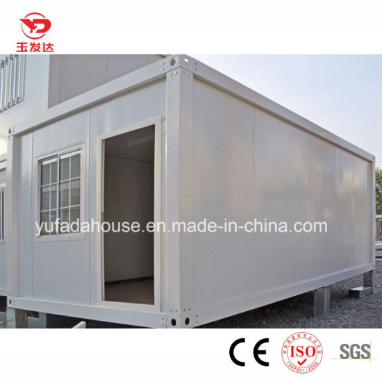 2018 New Design Prefabricated Modular Container House for Office