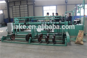 Chain Link Wire Mesh Fence Machine pictures & photos