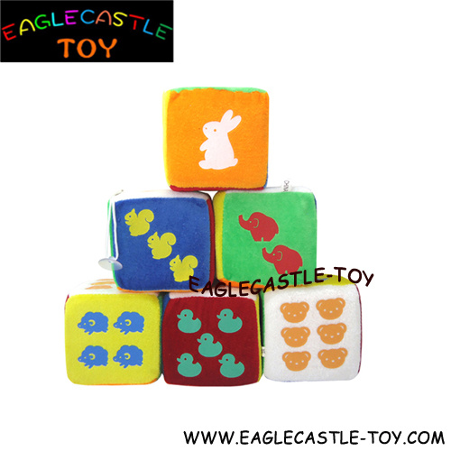 Baby Soft Building Blocks Toys (CXT14588)