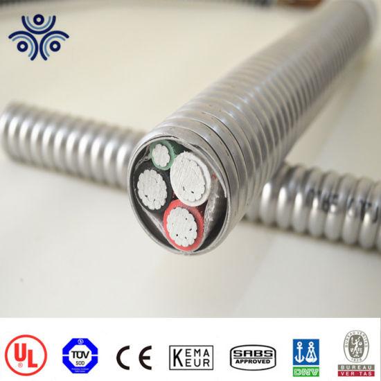 China Ul 1569 Mc Cable 600v Copper Conductors Thhn Thwn 2