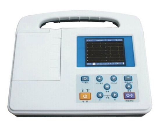 Medical Equipment Three Channel ECG pictures & photos