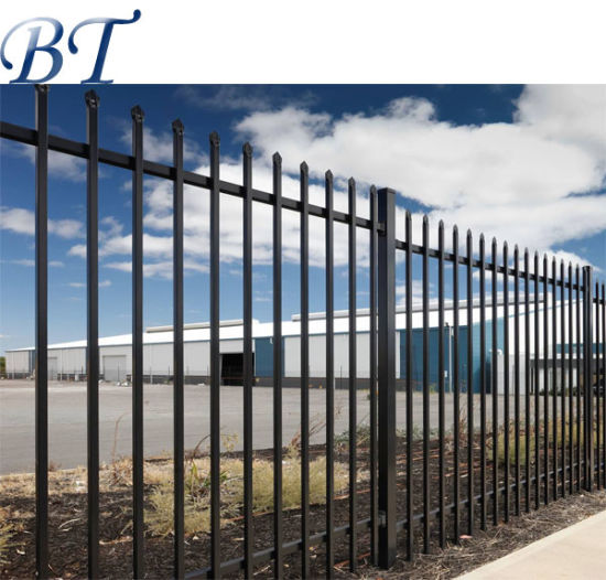 Ornamental Iron Fence Door Home Gate Installation Cost Per Foot