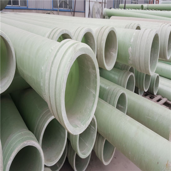 Zlrc High Quality Water Treatment FRP Pipe